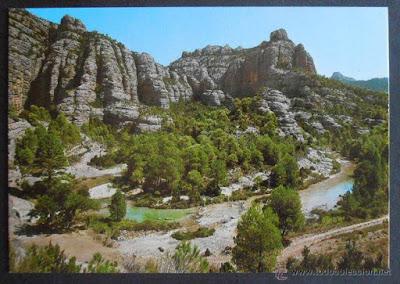 Cuadro de Carmen Latorre, coves de Betrol, racó de San Antoni