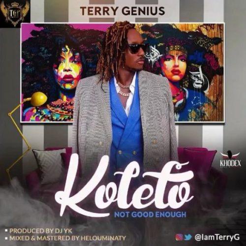 Terry G Koleto Not Good Enough teelamford