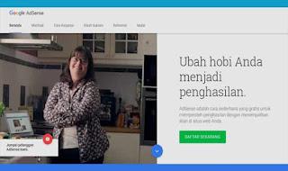 Merajut Asa Melebur Mimpi Bersama Google Adsense