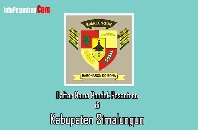 Pesantren di Kabupaten Simalungun