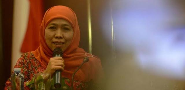 Khofifah sebut radikalisme di kampus UIN Jakarta mengerikan