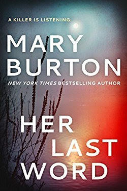 Bea's Book Nook, Review, Her Last Word, Mary Burton