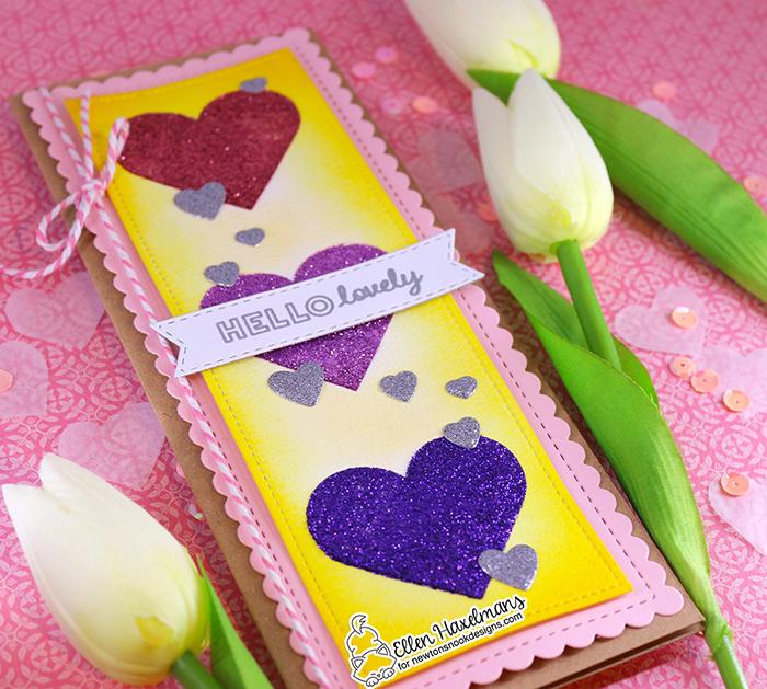 #newtonsnookdesigns #nnd #card #cardmaking #stamps #distress #ink #handmade #stamp #set #dies #Derwent #Coloursoft #pencils #drawing #card #blog #hop #2021 #valentine #release #love  #paperart #hobby #drawing #Release #Januaryr #Banner #Trio #Heart #Frames #Die #Set #Heartfelt #Love #stamp #set #Heartfelt #Roses