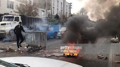 مواجهات بين شبان الانتفاضة وقوات قمعية في إسلام شهر وأسماء أربعة من الشهداء