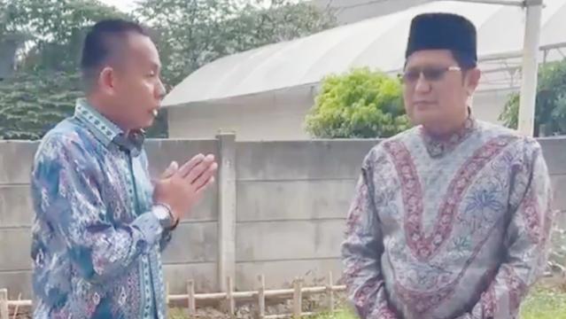 Dede Budhyarto Minta Maaf ke Kyai Cholil, Said Didu: Bagaimana Nasib Karyawan yang Dipecat?