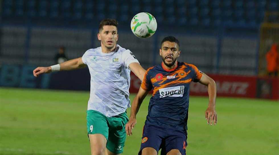 نتيجة مباراة نهضة بركان والمصري البورسعيدي بتاريخ 08-03-2020 كأس الكونفيدرالية الأفريقية
