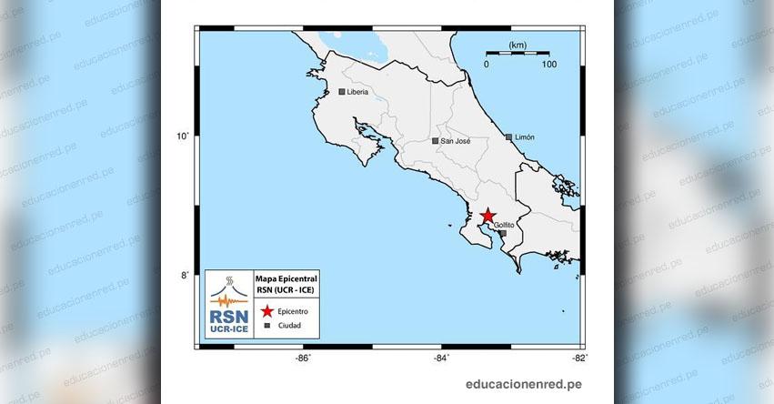 TERREMOTO en Costa Rica de Magnitud 6.2 (Hoy Viernes 17 Agosto 2018) Alerta de Tsunami - Sismo Temblor EPICENTRO - San José - Puerto Jiménez - Golfito - Puntarenas - Panamá - RSN - www.rsn.ucr.ac.cr