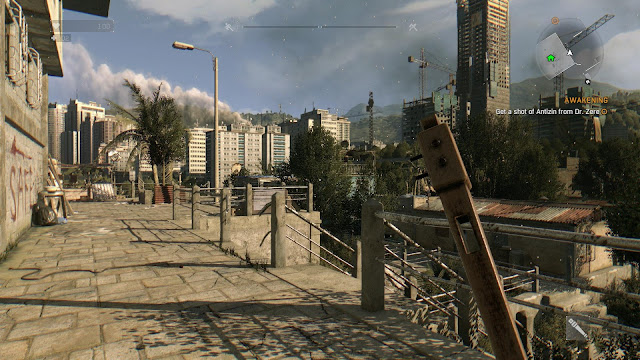 Dying Light PC Free Download Screenshot 1