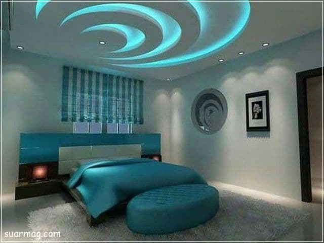 ديكورات جبس اسقف راقيه 2020 8 | High-class Gypsum Ceiling 2020 8