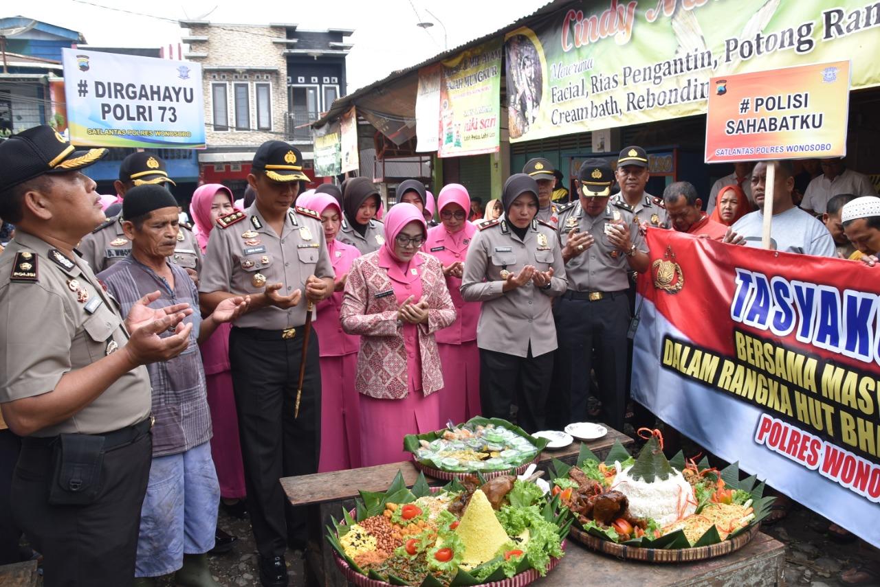 Pusat Layanan Publik Jadi Pilihan Peringatan HUT Bhayangkara satumenitnews.com