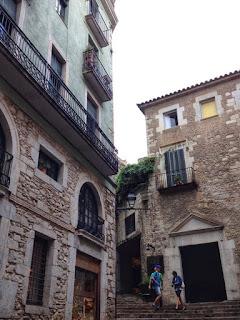 Jewish quarter in Girona
