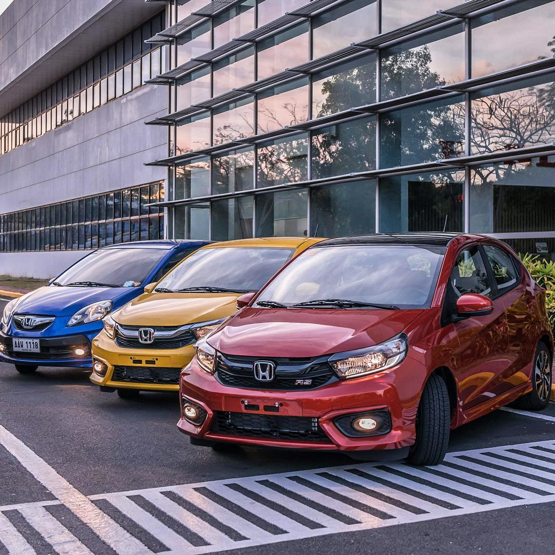 Brio satya 1.2 e mt, rp 169.350.000. Harga Mobil Honda Brio terbaru 2021 - Sakmadyone.com