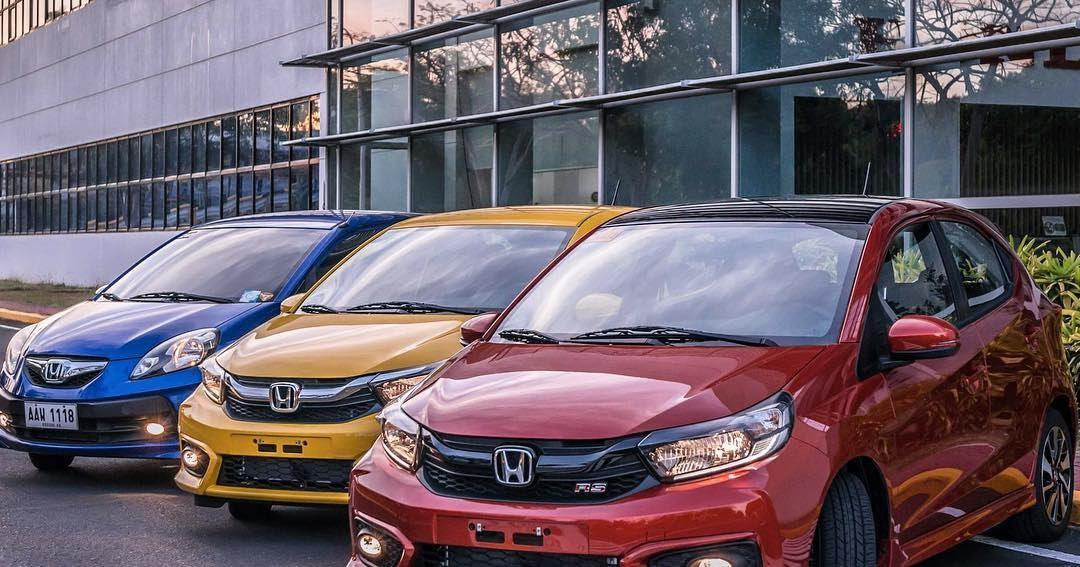 Harga Mobil Honda Brio terbaru Desember 2020 Sakmadyone com