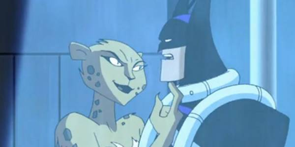 fakta film animasi cheetah vs batman