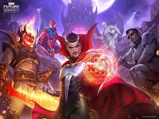 11 Hero Timeline Battle Terbaik Marvel Future Fight
