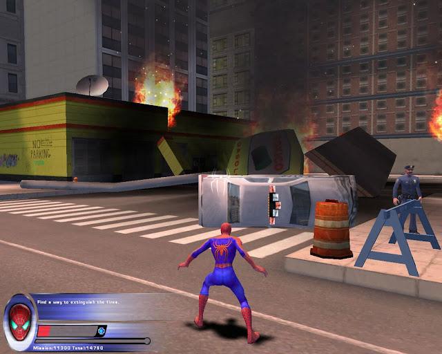 Imagem do Spider-Man 2