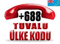 +688 Tuvalu ülke telefon kodu