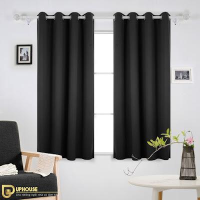 Phòng ngủ màu đen 09