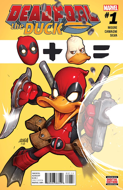 DEADPOOL THE DUCK #1!