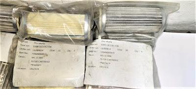 MS-317896 FILTER CARTIDGE METAL