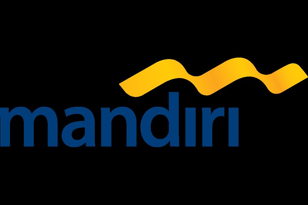 Hasil gambar untuk logo mandiri png