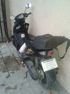 Yamaha Mio Sporty Specifications Image back