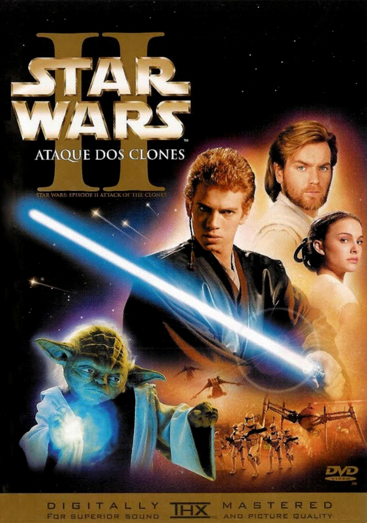 Star wars o ataque dos clones download