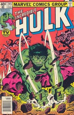 Incredible Hulk #245