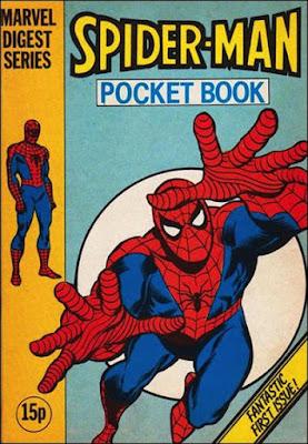 Spider-Man Pocket Book #1