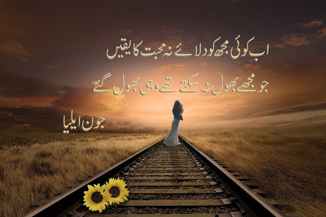 jaun elia poems