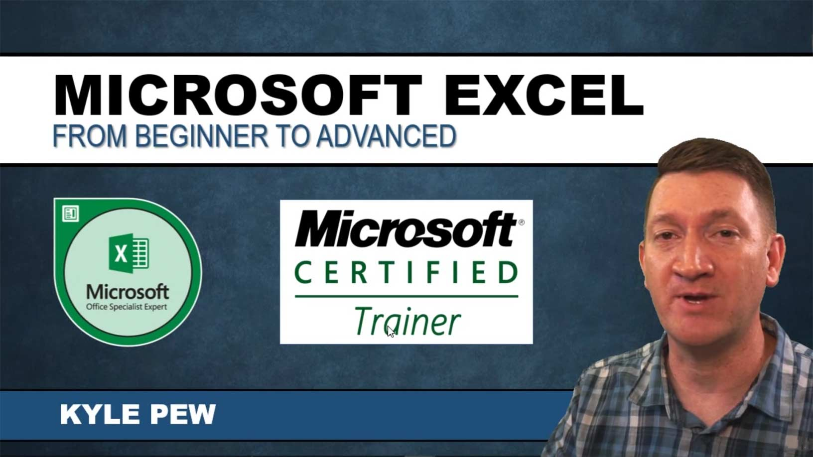 Microsoft Excel - Excel from Beginner to Advanced[Udemy Download]