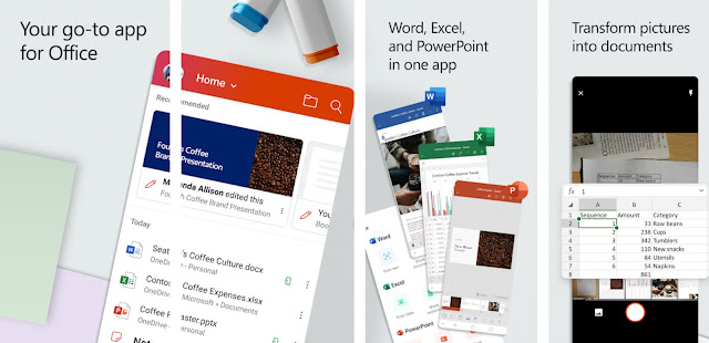 Microsoft releases all-in-one Office app for Android
