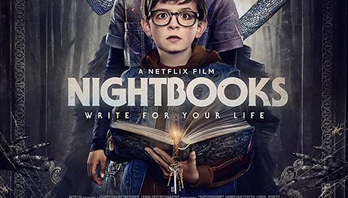 Nightbooks 2021 FULL MOVIE DOWNLOAD