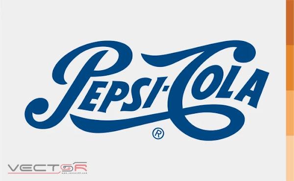 Pepsi-Cola Logo - Download Vector File AI (Adobe Illustrator)
