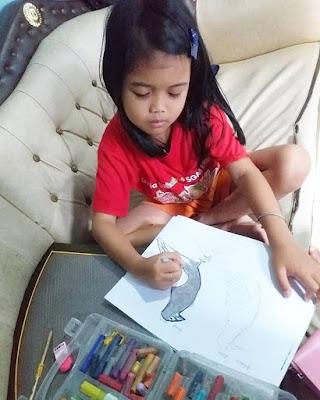 Kegiatan Seru Mombassador SGM Eksplor Asah Ketrampilan Dan Kreativitas Si Kecil Anak Generasi Maju Saat #DiRumahAja
