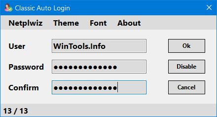 Cómo habilitar el inicio de sesión automático en Windows 10