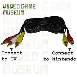 cable vgm para la nes