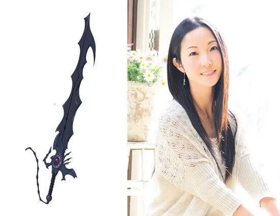 Shizuka Itou sebagai Judecca (Black Emperor Sword)