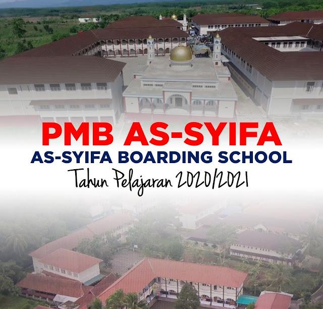 Pendaftaran Assyifa Boarding School 2020