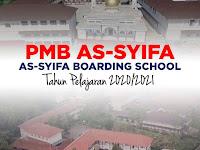Penerimaan Murid Baru SMPIT SMAIT AsSyifa Boarding School Subang 2020