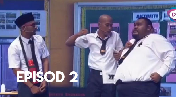 Tonton Muzikal Lawak Superstar 2019 Episod 2