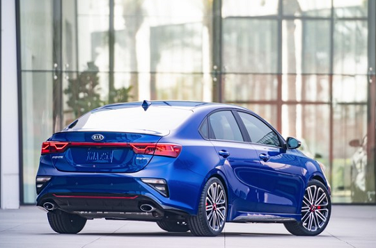 2020 Kia Forte Release Date Redesign Preview, Price and Release Date