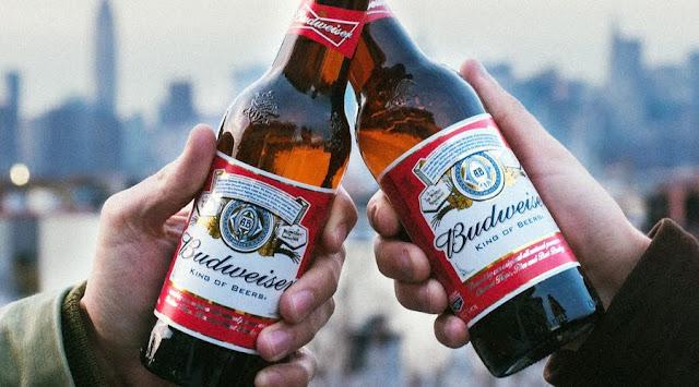 全球前十大啤酒品牌 - Budweiser 百威啤酒