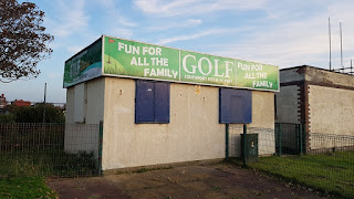 Pitch & Putt miniature golf course in Southport