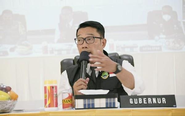 Disebut Jadi Kandidat Ketum Demokrat, Begini Respons Ridwan Kamil