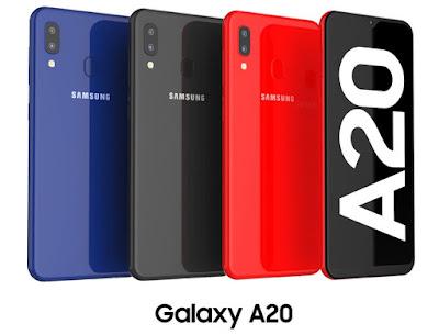Jika galaxy A series sebelumnya dikhususkan untuk smartphone tipe high entry berharga mahal, Samsung Galaxy A20 dirancang khusus untuk Anda yang menginginkan smartphone kelas high entry namun berharga murah.