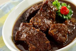 semur daging menu alternative lebaran selain opor ayam