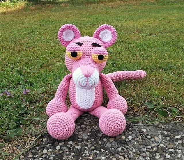 Baby Pink Panther | 556x640