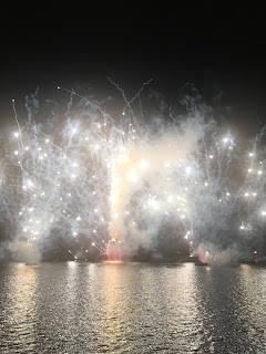 Epcot Fireworks Walt Disney World