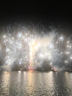 Epcot Night Show Disney World